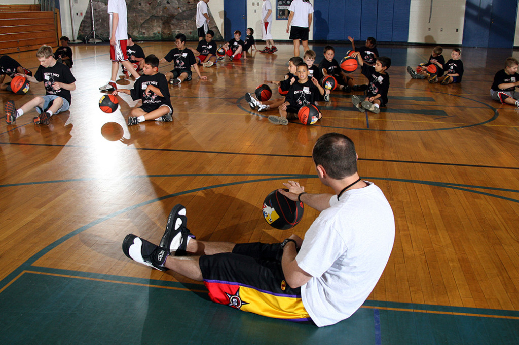 Mike Simmel Basketball Training web3