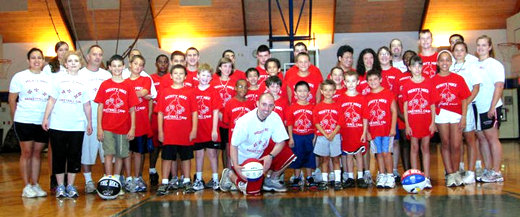Mighty Mike Basketball Camp, Bounce Out The Stigma
