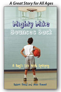 Mike Simmel Book Mighty Mike Bounces Back